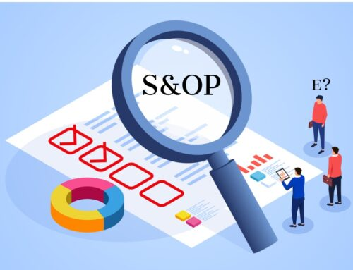 """Where is the """"E"""" in S&OP (Sales and Operations Planning)?"""